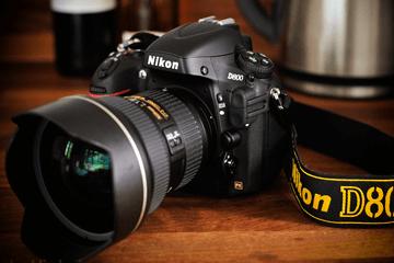 Ekipman Nikon D800